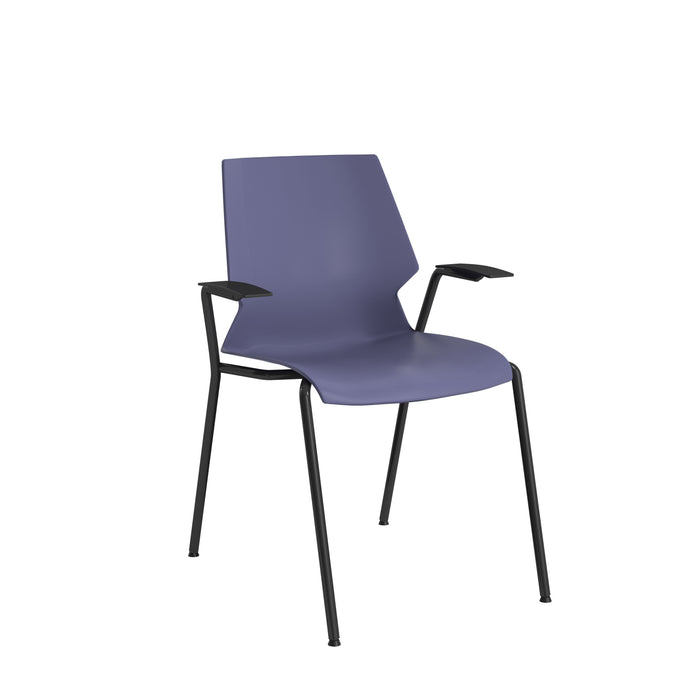 Titan Uni 4 Leg Chair with Arms