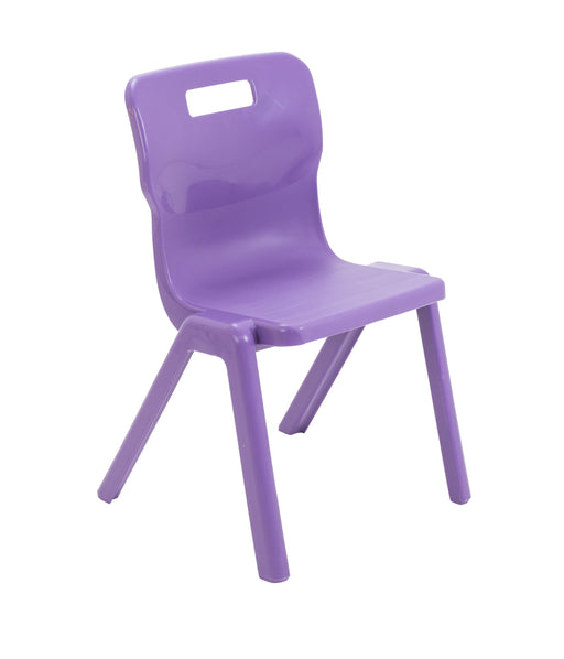 Titan One Piece Chair - Age 8-11