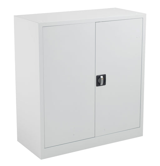 Steel Double Door Cupboard 1000mm high