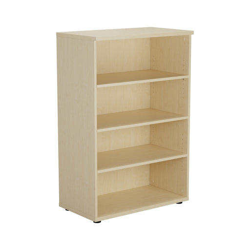 LOCO 1200mm High Book Case - Oak