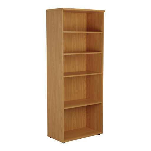 LOCO 2000mm High Bookcase - Oak