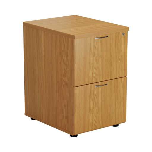 Wooden 2 Drawer Filing Cabinet