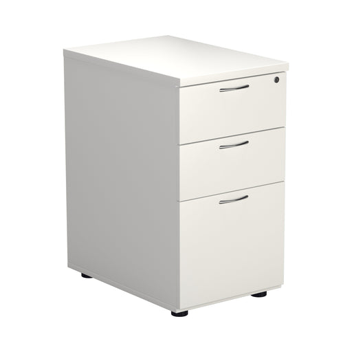 LOCO Desk High 3 Drawer Pedestal - 600mm Deep
