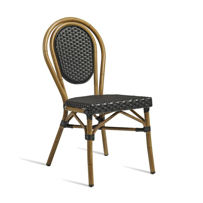 Time Side Chair - Black