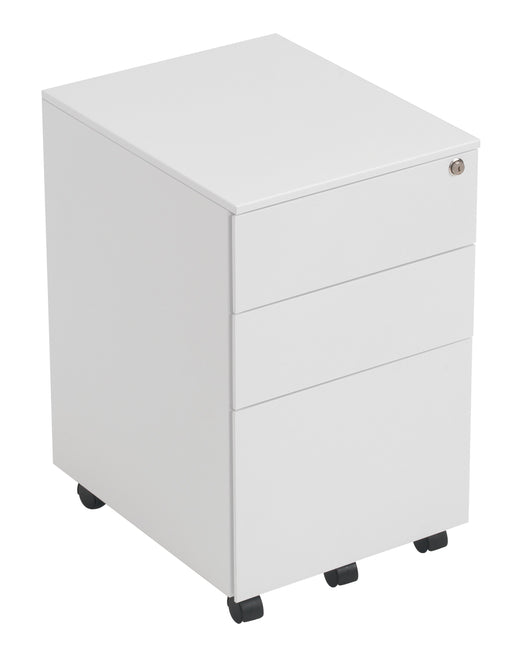 Steel 3 Drawer Under Desk Pedestal