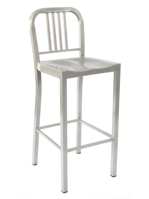 Toulon Metal High Stool