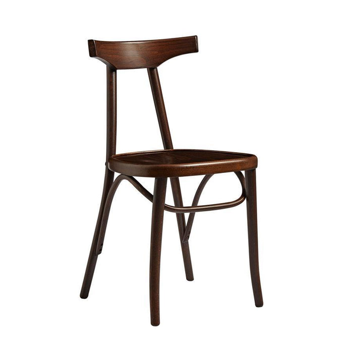 Varzi Bentwood Side Chair - Raw