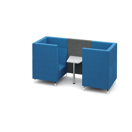Alban Two Person Meeting Booth