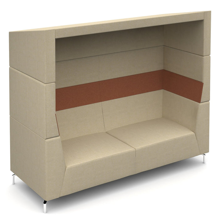 Alban Three Person Nook Seat