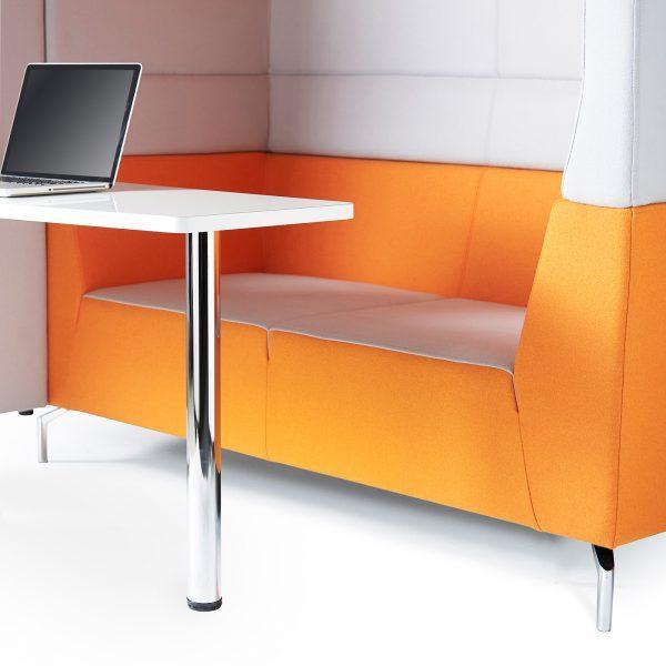 Alban Four Person Meeting Booth