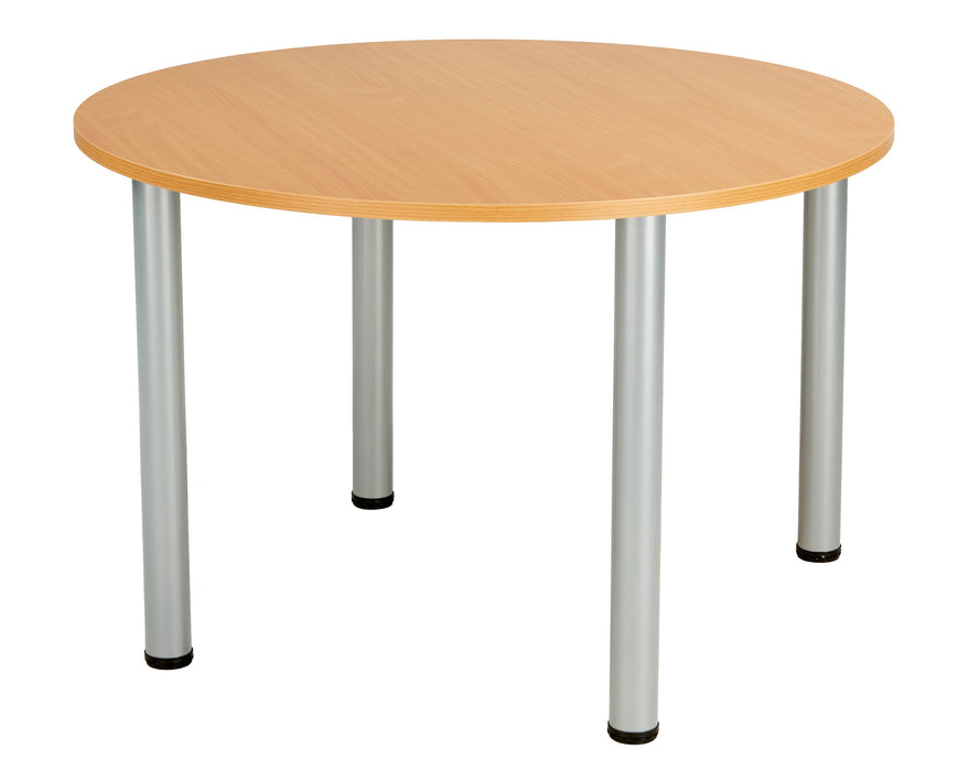 One Fraction Plus Circular Meeting Table