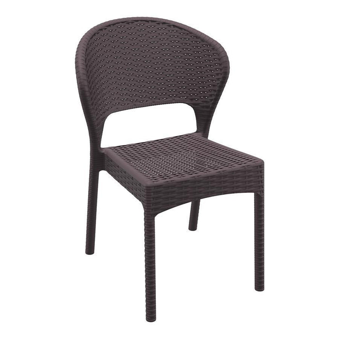 Daytona Side Chair - Brown
