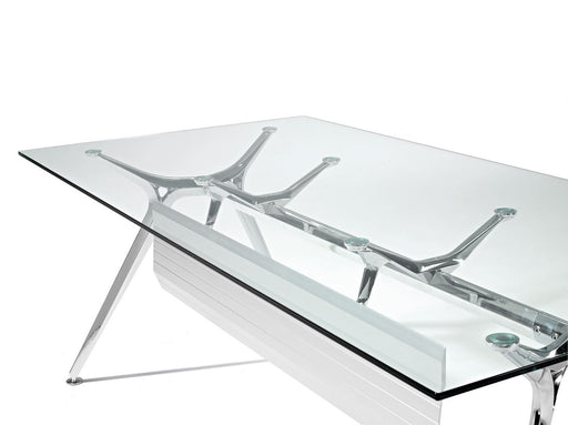 Arkitek Clear Glass Executive desks