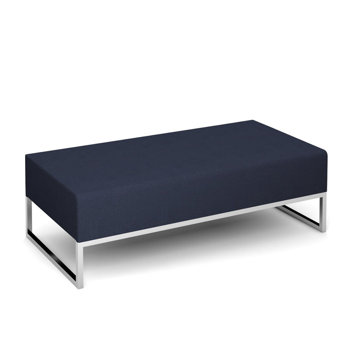 Nera Modular Soft Seating Double Bench