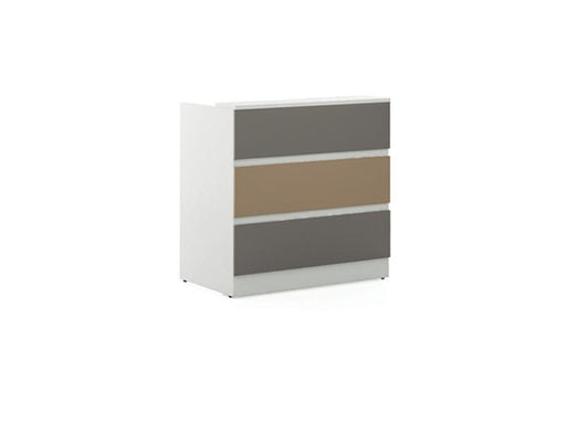 Allure Straight Central Reception Desk Unit