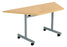 One Eighty Tilting Meeting Table 1600 X 800 Trapezoidal