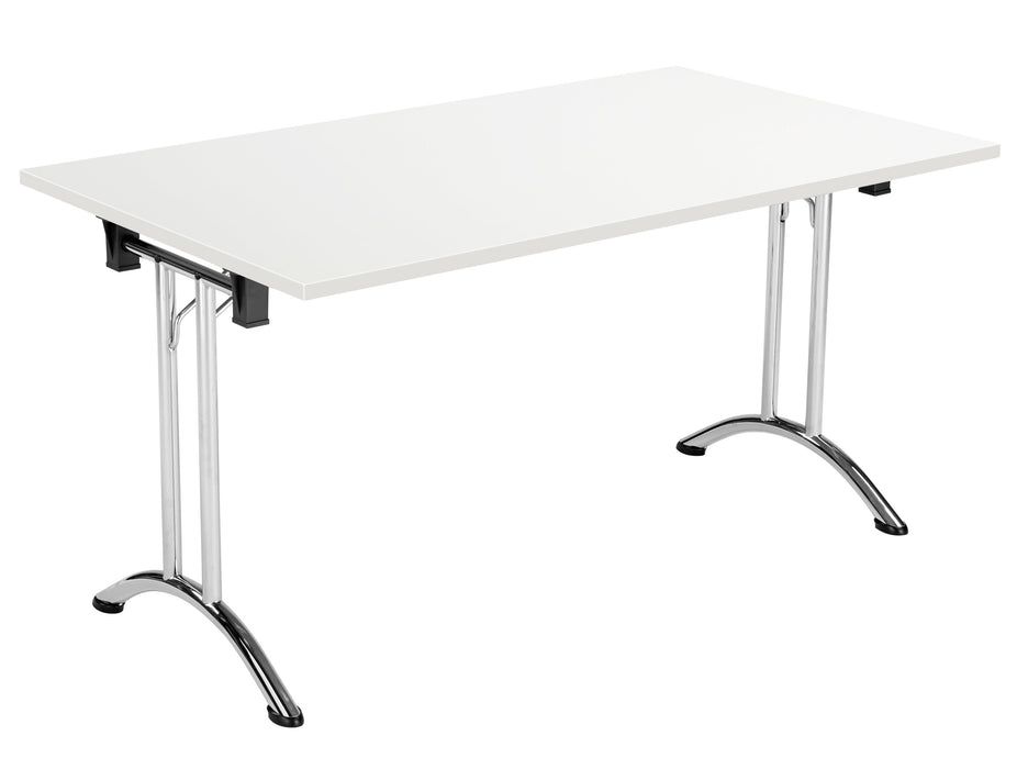 One Union Folding Meeting Table 700mm Deep