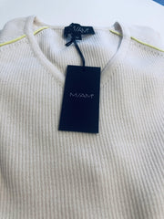 Buy online sustainable Tops from Finland - MIAM Vera Sport Merino Sweater