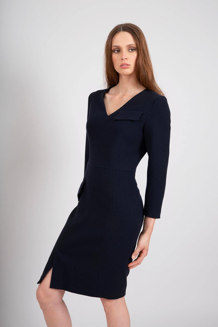 MIAM Smart Dress Navy