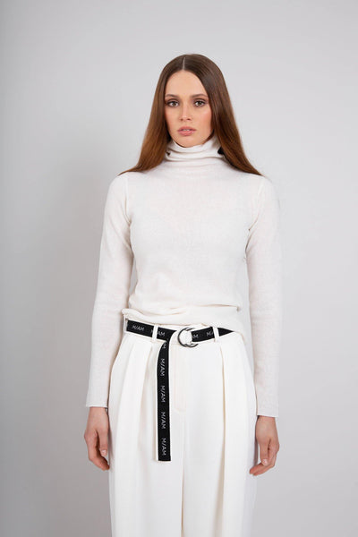 Buy online sustainable Knits from Finland - MIAM Ida Pullover Dawn