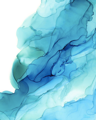 Image from https://fineartamerica.com/featured/blue-emerald-sea-waves-abstract-ombre-flowing-ink-olga-shvartsur.html