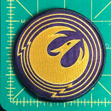 Load image into Gallery viewer, Rebels Starbird Patch (purple)