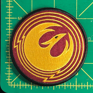 Rebels Starbird Patch (red)