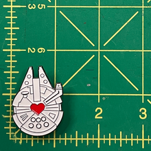 Load image into Gallery viewer, Millennium Falcon Pin