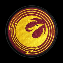 Load image into Gallery viewer, Rebels Starbird Patch (red)
