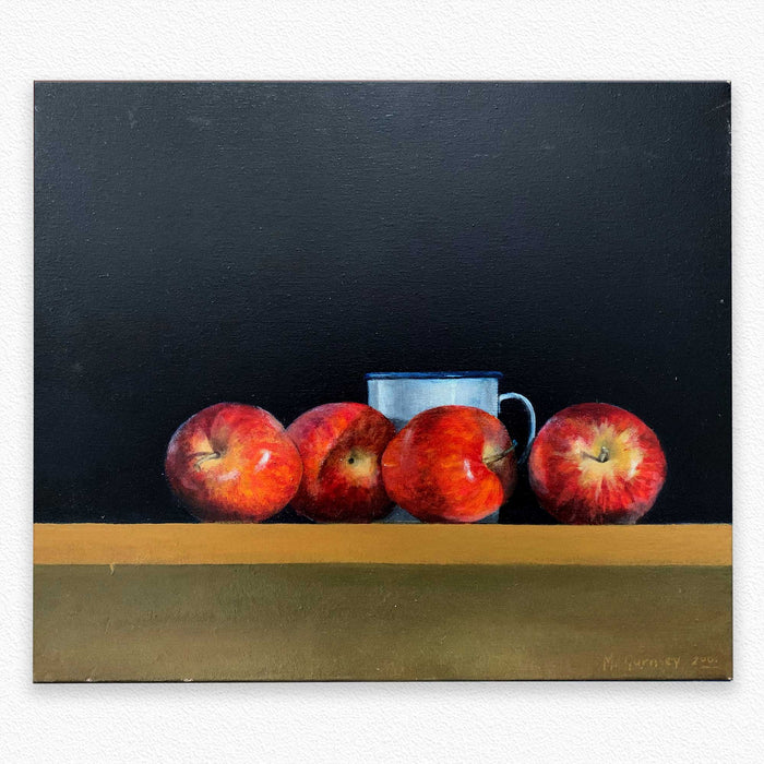 Apples and Jug