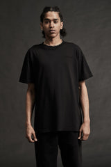 LIFE LINE SHORT SLEEVE T-SHIRT - JET BLACK