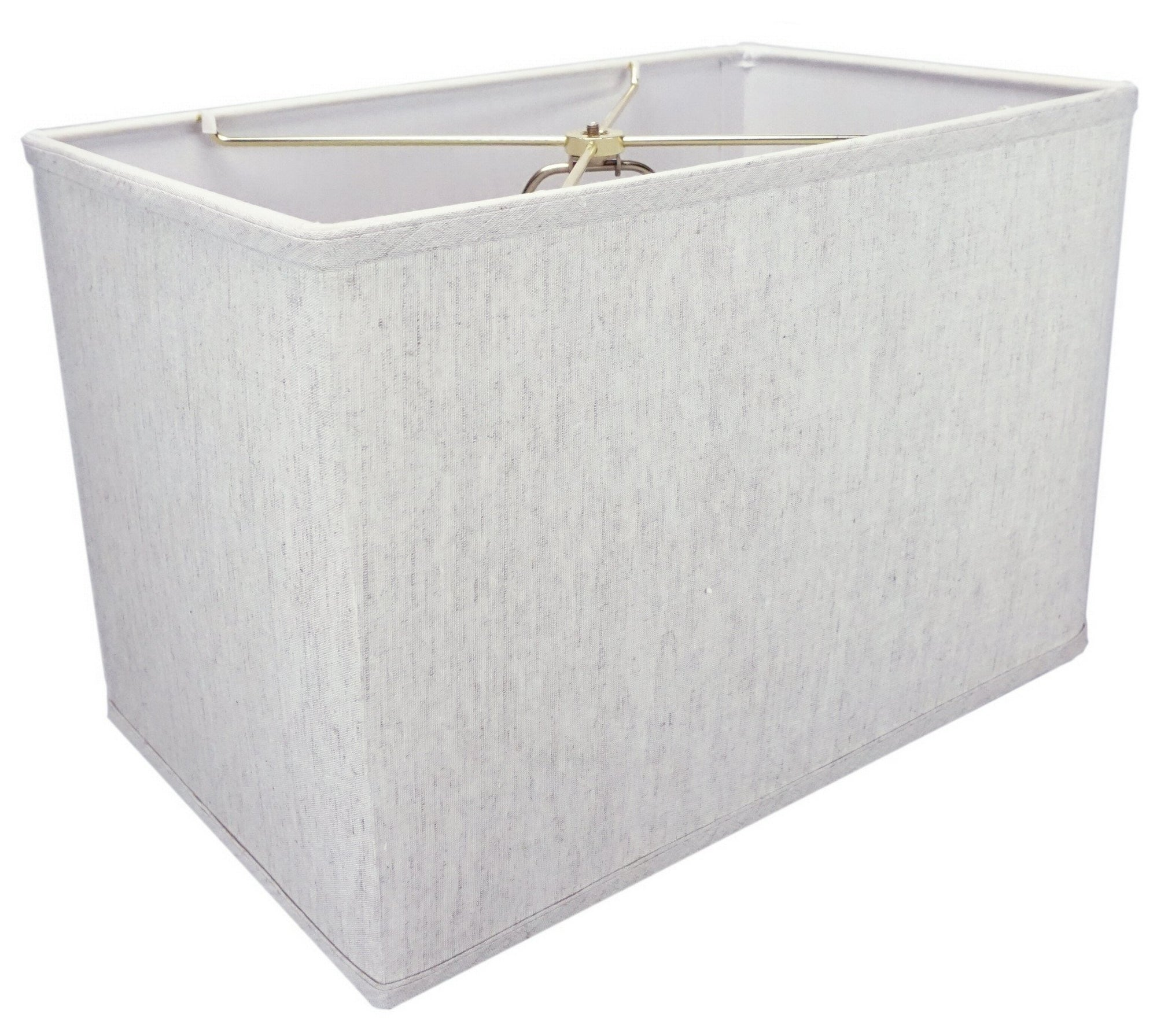 Rectangular Drum Lampshade (10x16) (10x16) x 11 Softback Textured