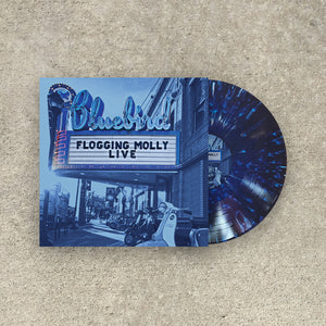 Flogging Molly Live Bluebird Vinyl