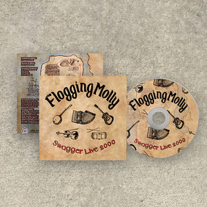 Flogging Molly Swagger Live DVD