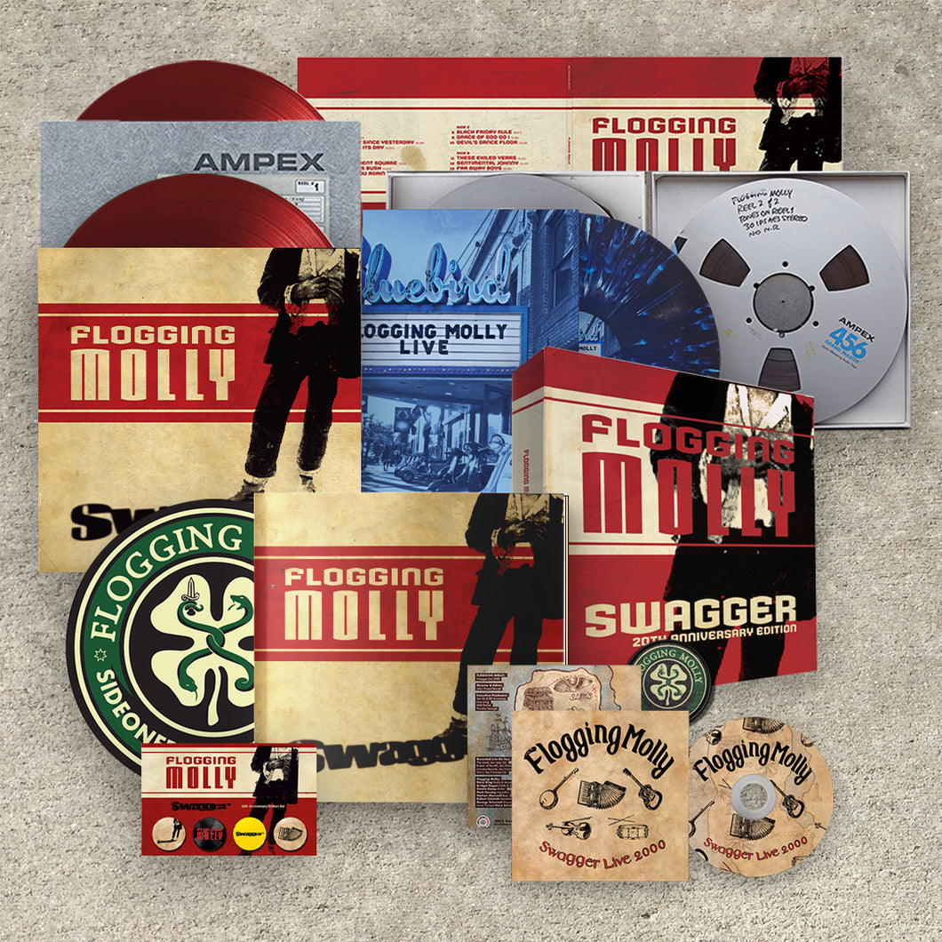 Flogging Molly - Commemorative 20th Anniversary Box Set