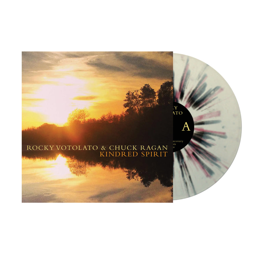 Rocky Votolato/Chuck Ragan - Kindred Spirit Split Vinyl / CD (2015)