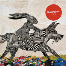 Load image into Gallery viewer, Restorations - LP3 LP / CD / Digital Download (2014)