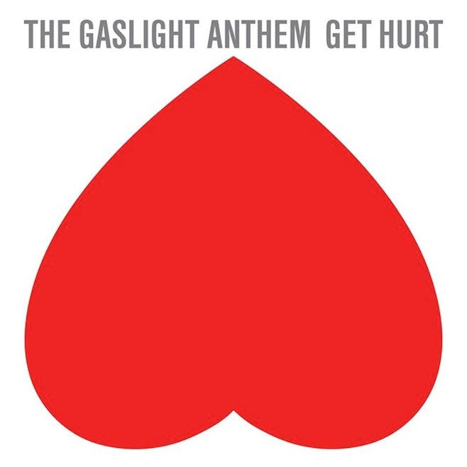 The Gaslight Anthem - Get Hurt CD