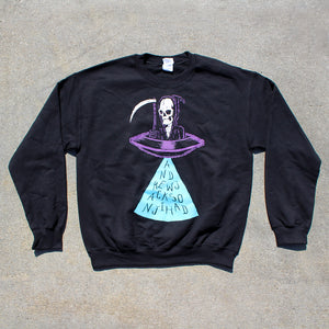 AJJ - Spaceship Made of Death Crewneck