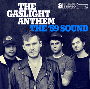 The Gaslight Anthem - The '59 Sound LP / CD