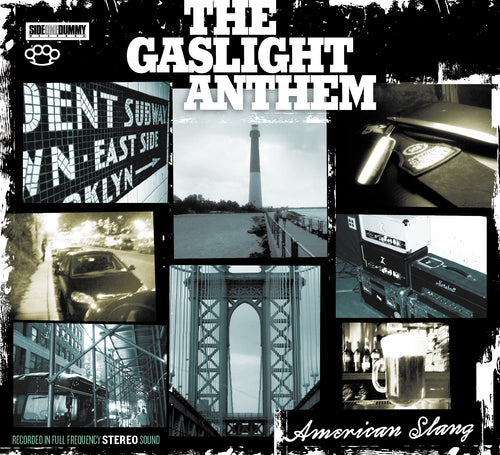 The Gaslight Anthem - American Slang LP / CD