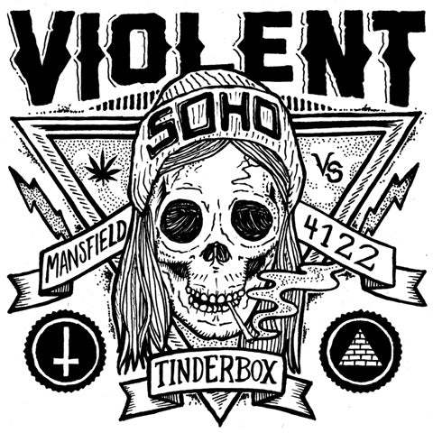Violent Soho - Tinderbox/Neighbour Neighbour 7