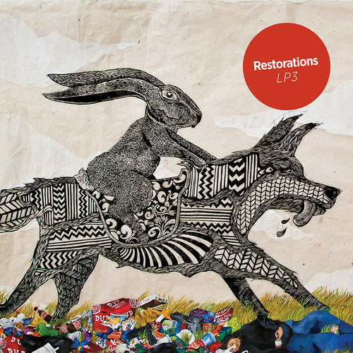 Restorations - LP3 LP / CD (2014)