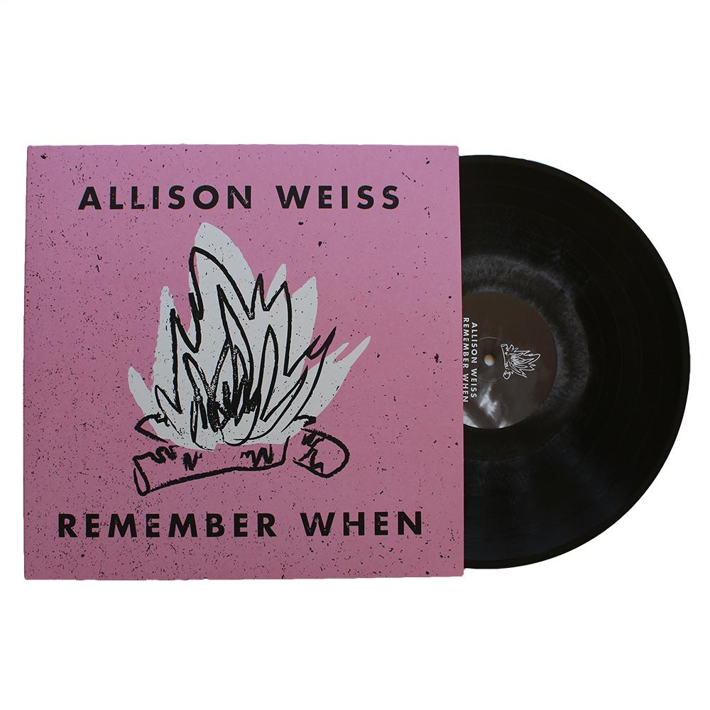 A.W. - Remember When EP LP / CD (No Sleep Records)