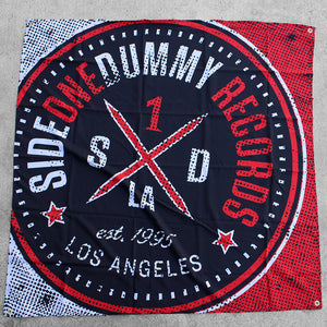 SideOneDummy Records Flag