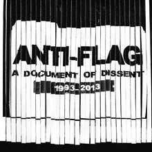 Load image into Gallery viewer, Anti-Flag - A Document of Dissent 2xLP / CD (Fat Wreck Chords)