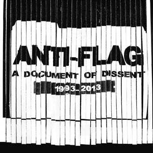 Anti-Flag - A Document of Dissent 2xLP / CD (Fat Wreck Chords)