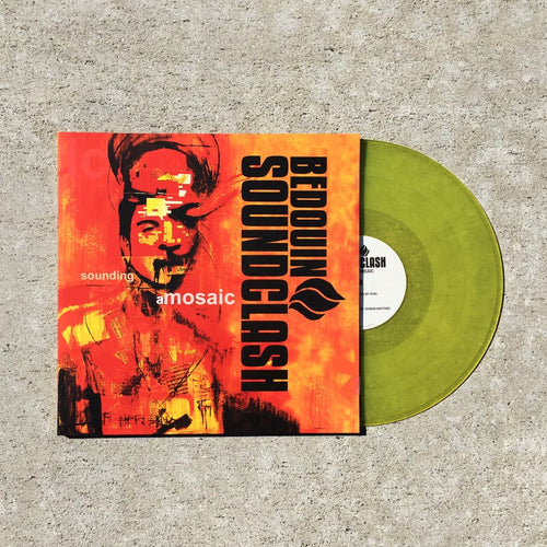 Bedouin Soundclash - Sounding A Mosaic 2xLP / CD (2015)