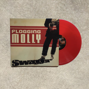 Flogging Molly - Swagger LP / CD (2000)