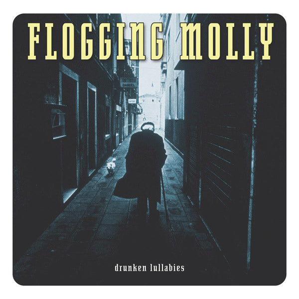 Flogging Molly - Drunken Lullabies LP / CD / Digital Download (2002)